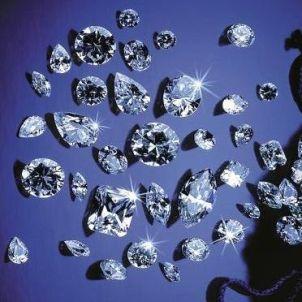 алмазы бриллианты