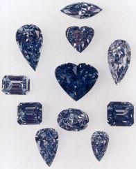 De Beers Millenium Jewels