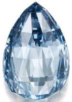 sothbey blue briolet